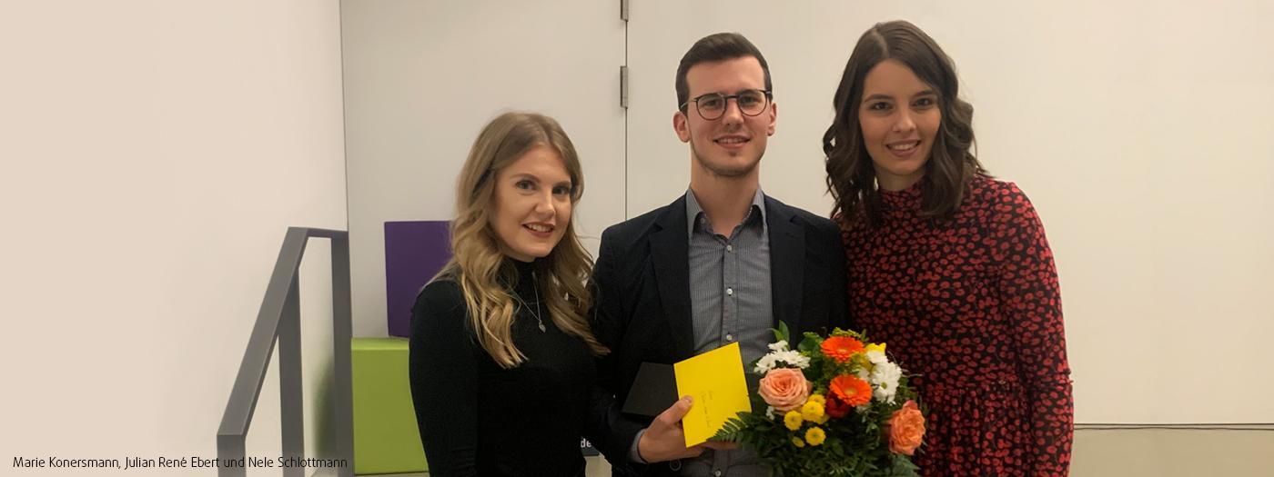 Glückliche Gewinner des lichtfeld-Preis