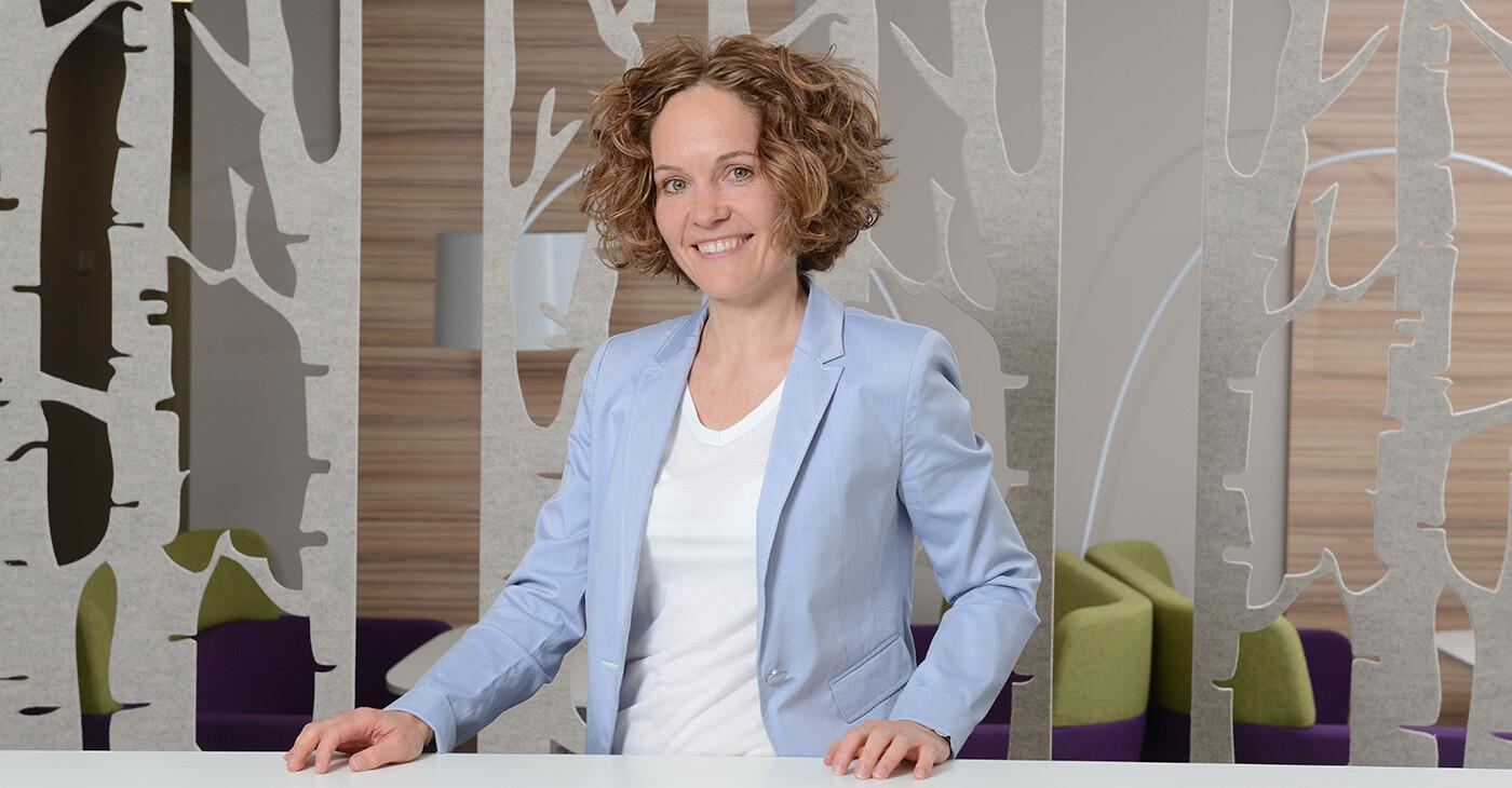 Diana Falk Zukunft & Projekte, Organisation & Personal