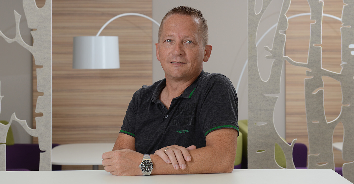 Gerd Hoffmann Außendienst Kliniken