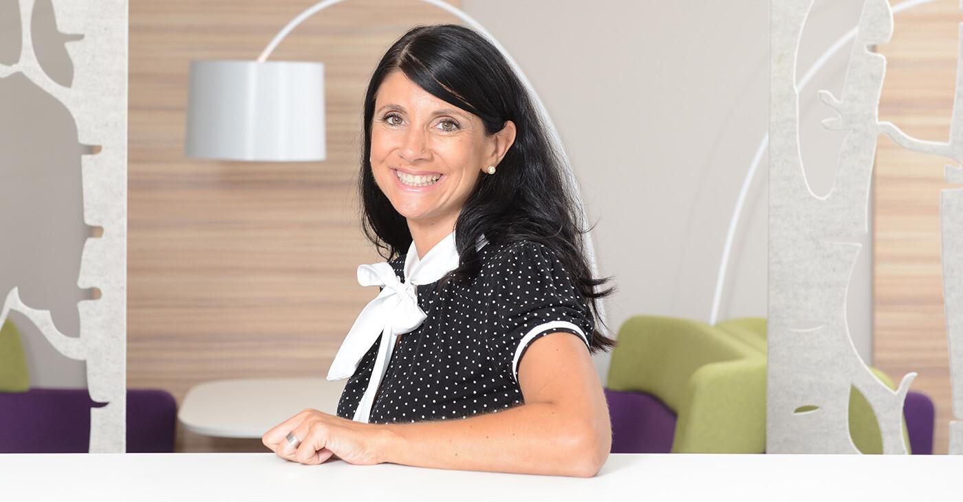 Natascha Mayer Geschäftsleitung
